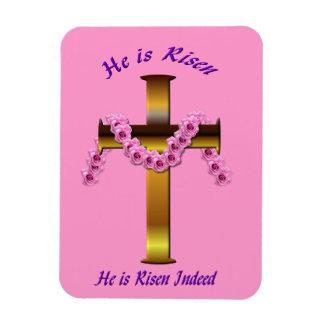 Imán del premio de la resurrección