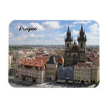 Imán del premio de Praga