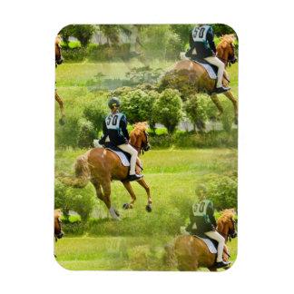 Imán del premio del caballo de Eventing