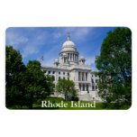 Imán del premio del capitolio de Rhode Island