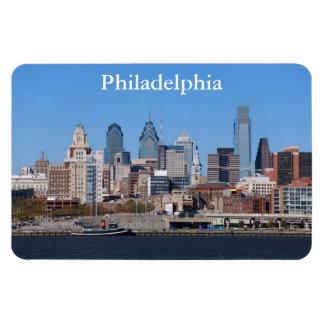 Imán del premio del horizonte de Philadelphia