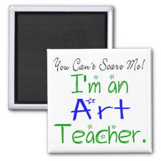 Imán del profesor de arte