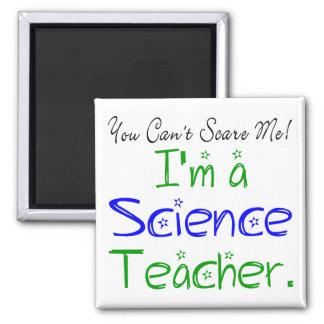 Imán del profesor de ciencias