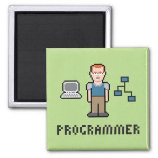 Imán del programador del pixel