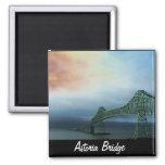 Imán del puente de Astoria