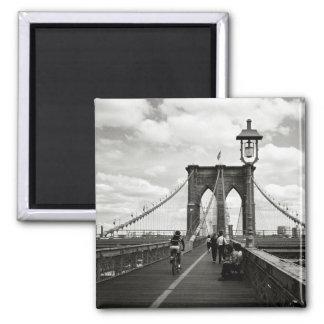 Imán del puente de Brooklyn