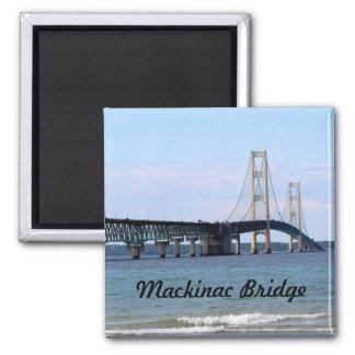 Imán del puente de Mackinac