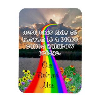 Imán del puente del arco iris