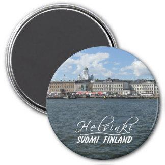 Imán del puerto de Helsinki