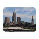 Imán del recuerdo de Cleveland, Ohio