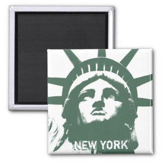 Imán del recuerdo del imán NY del refrigerador de