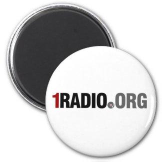 imán del refrigerador 1Radio