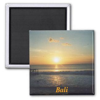 imán del refrigerador de Bali