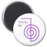 Imán del refrigerador de Cho Ku Rei