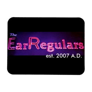 Imán del refrigerador de EarRegulars
