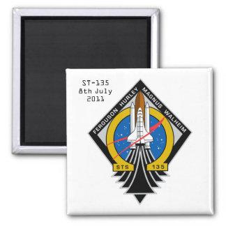Imán del refrigerador de la Atlántida ST-135 de la