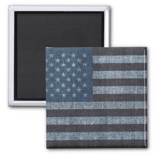 Imán del refrigerador de la bandera de los E.E.U.U