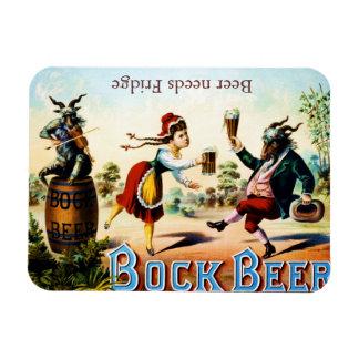Imán del refrigerador de la cerveza
