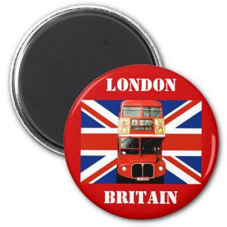Imán del refrigerador de Londres