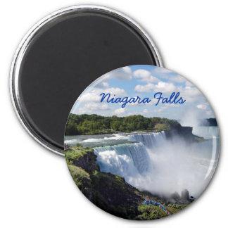 Imán del refrigerador de Niagara Falls