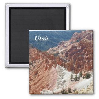 imán del refrigerador de Utah
