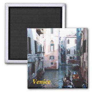 imán del refrigerador de Venecia