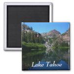 Imán del refrigerador del lago eagle, el lago Taho
