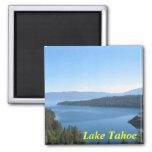 Imán del refrigerador del lago Tahoe
