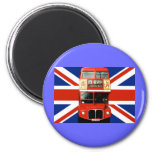 Imán del refrigerador del recuerdo de Londres