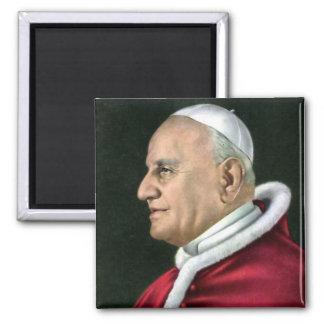 Imán del refrigerador - el papa Juan XXIII