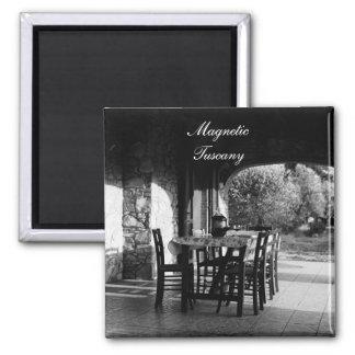 Imán del refrigerador: Toscana magnética