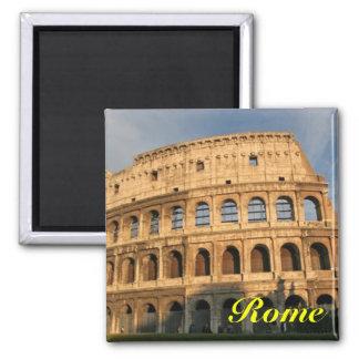imán del refrigerater del colosseum de Roma