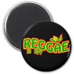 Imán del reggae
