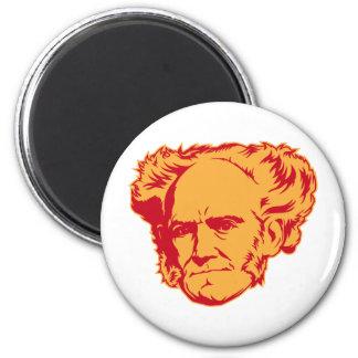 Imán del retrato de Schopenhauer