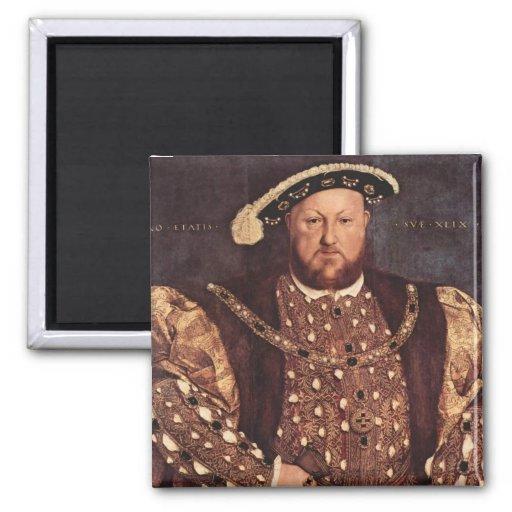Imán del rey Enrique VIII
