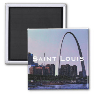 Imán del Saint Louis