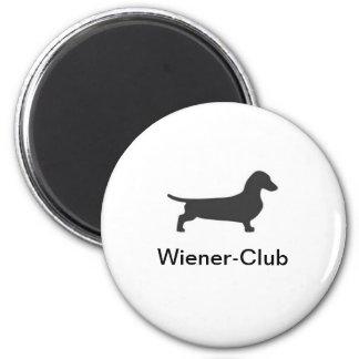 Imán del Salchicha de Frankfurt-Club