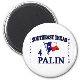 Imán del SE Texas4Palin