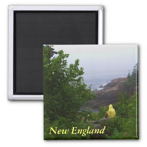 Imán del soñador de Nueva Inglaterra