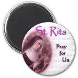Imán del St. Rita