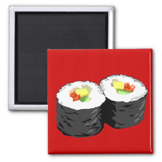 Imán del sushi