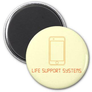 imán del tacto de iPod