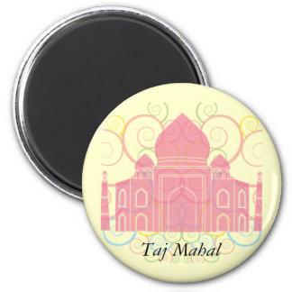 imán del Taj Mahal