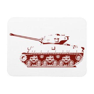 Imán del tanque (rojo)