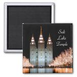 Imán del templo de Salt Lake LDS