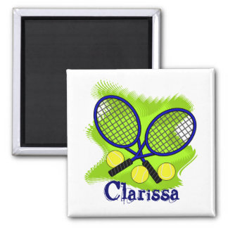 Imán del tenis