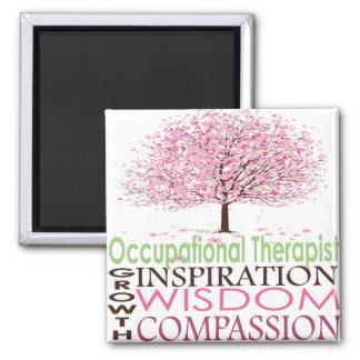 Imán del terapeuta profesional