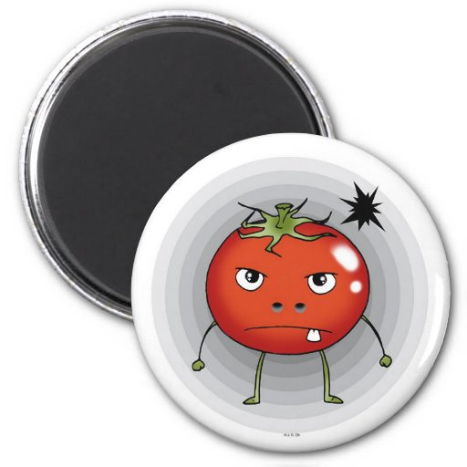 Imán del tomate