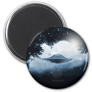 Imán del UFO Fidelity