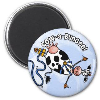 imán del vaca-uno-amortiguador auxiliar